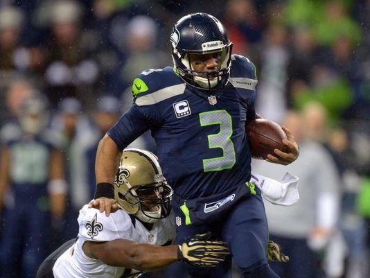 Os Seahawks foram mais fortes e acabaram a derrotar os Saints por 23-15 nas meias-finais de conferência http://www.gannett-cdn.com