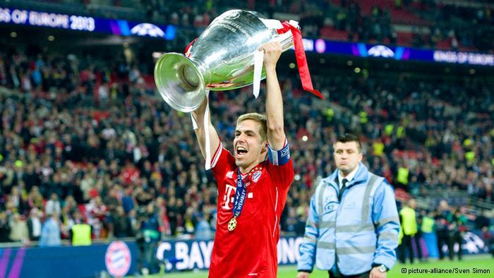 A Champions League do ano passado foi certamente o melhor momento da sua carreira