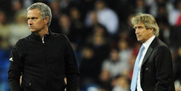 Mourinho e Pellegrini