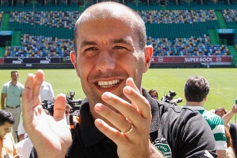 Leonardo Jardim é uma aposta ganha por parte de Bruno de Carvalho  Fonte: O Jogo