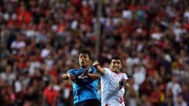 O FC Porto nunca soube amedrontar o Sevilha  Fonte: UEFA