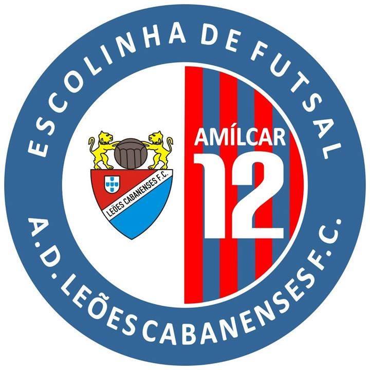 Logo da Escolinha de Futsal 'Amílcar 12'
