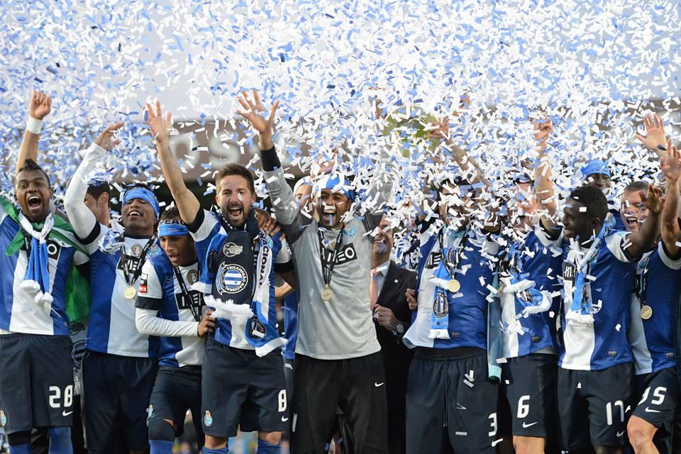 O FC Porto partiu para esta época como tri-campeão, mas foi incapaz de revalidar o título  Fonte: ualmedia.pt