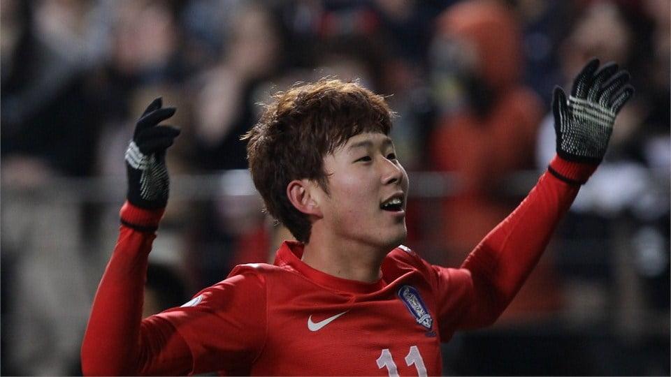 Son Heung-Min Fonte: FIFA