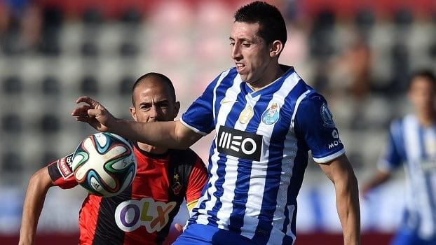 Herrera foi dos que mais procurou remar contra a maré  Fonte: esportes.br.msn.com
