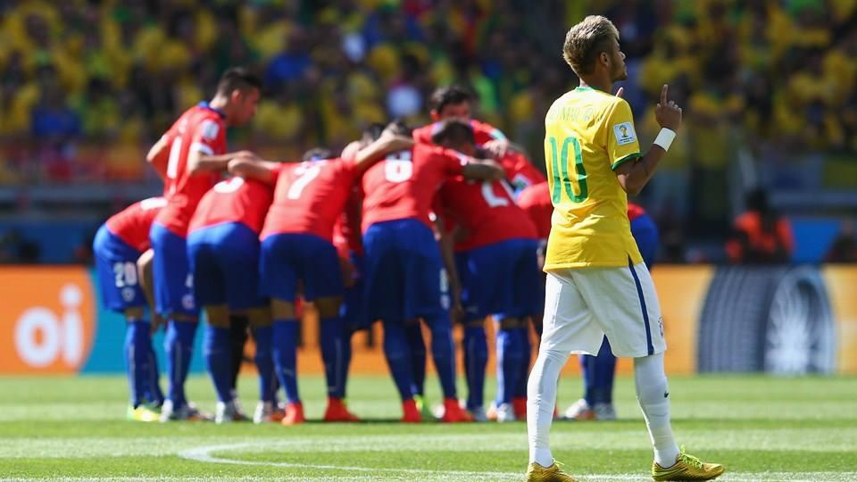 O empate do valor colectivo contra o individual  Fonte: FIFA