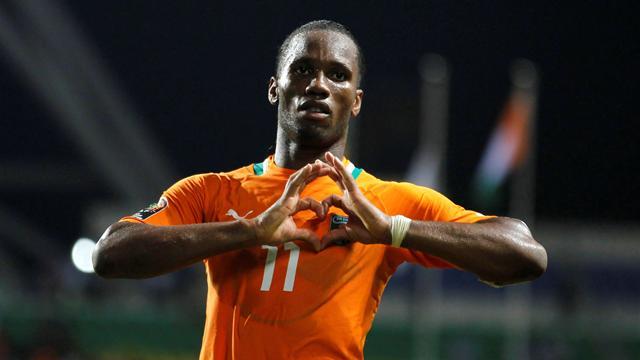 Didier Drogba Fonte: EuroSport.com