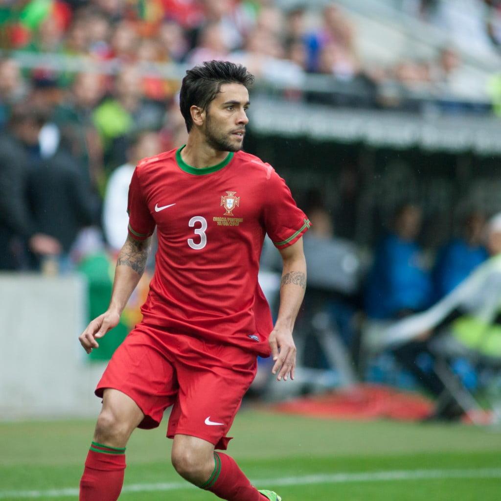 Sílvio seria a melhor opção para o lado direito de Portugal Fonte: wikimedia.org