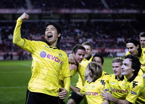Kagawa regressa ao clube onde foi mais feliz  Fonte: dailyfootballnews.org