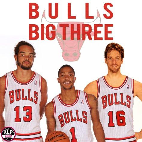 Com Noah, Rose e Gasol já não há desculpas para uma candidatura séria ao título da NBA Fonte: NBA.com