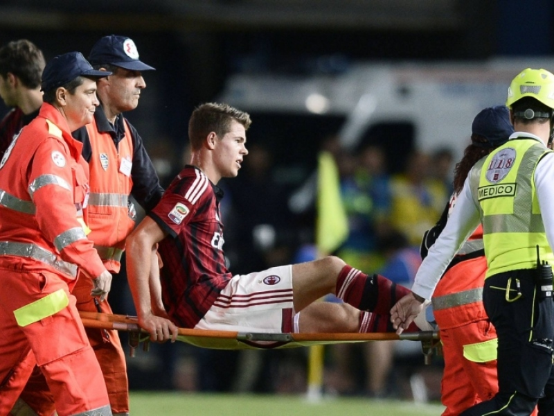 Van Ginkel tem tido azar com as lesões, mas talento não lhe falta  Fonte: gelderlander.nl