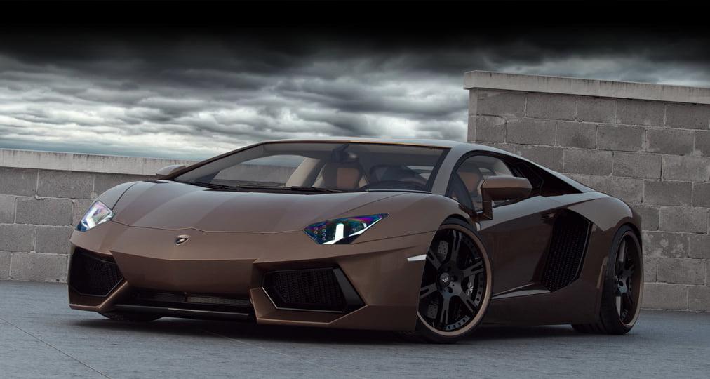 A Lamborghini Aventator é um dos carros que o jogador tem na garagem Fonte: wheelsandmore.de