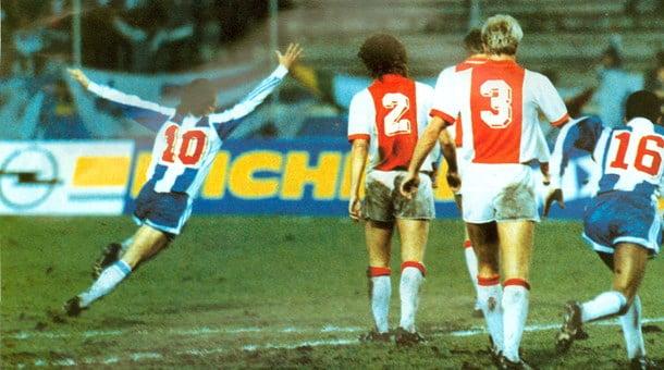 Golão ao Ajax Fonte: fcporto.pt