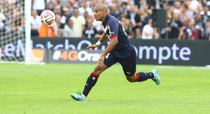 Khazri é uma das figuras do Bordéus e da Tunísia Fonte: Facebook do Girondins Bordeaux