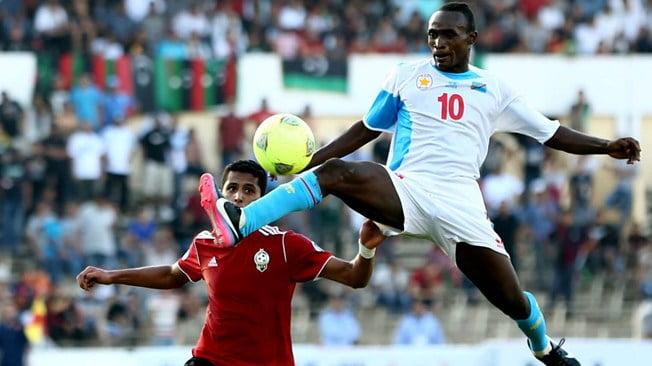 Mubele foi um dos destaques da Liga dos Campeões africana Fonte: FIFA