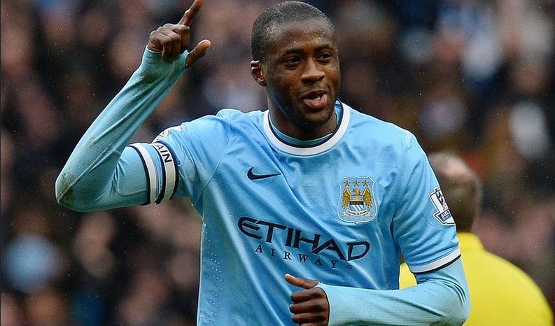 Yaya Touré renovou Fonte: Manchester City
