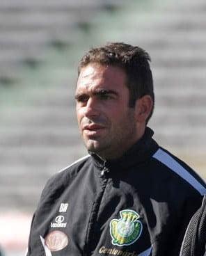 Para além dos reforços, os sadinos também tiveram um novo treinador, Bruno Ribeiro Fonte: Facebook Vitória Futebol Clube