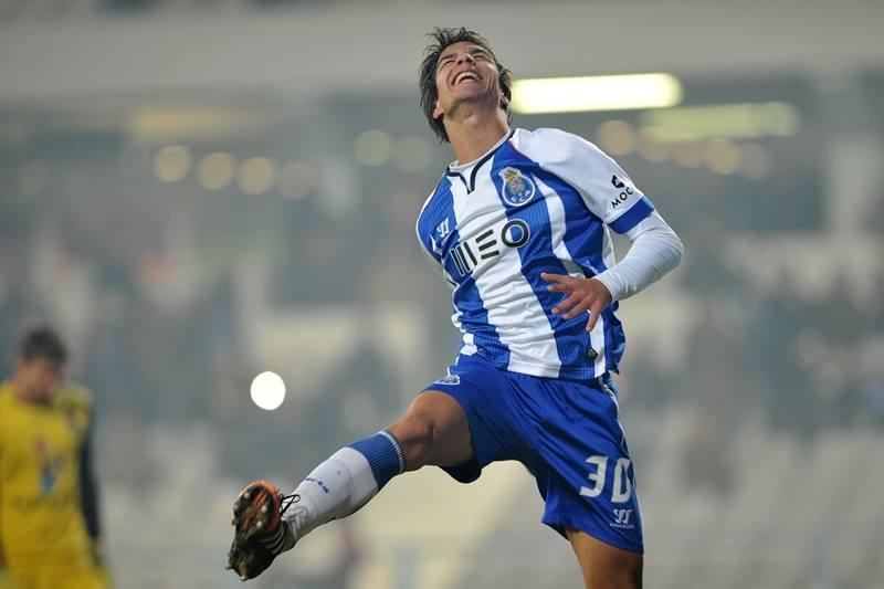 A veia goleadora de Óliver tem-se manifestado ultimamente  Fonte: Facebook do FC Porto