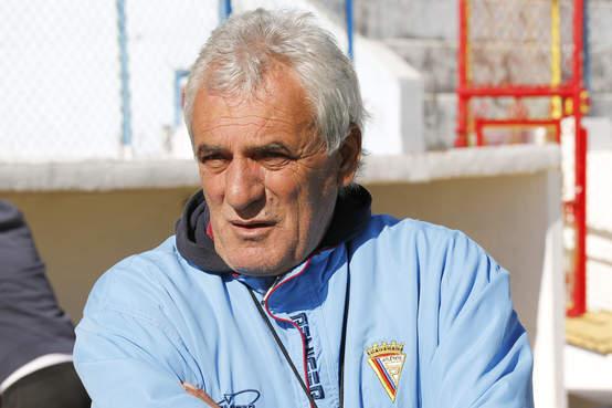 O antigo treinador do Atlético acredita no sucesso do clube lisboeta Fonte: Atlético CP