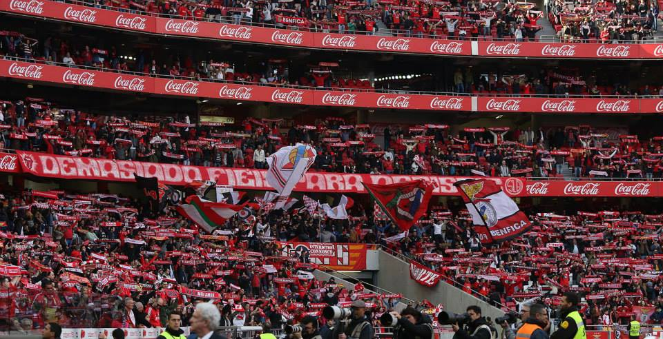 A onda vermelha vai ser uma forte motivação no ataque ao bicampeonato Fonte: Facebook do Sport Lisboa e Benfica
