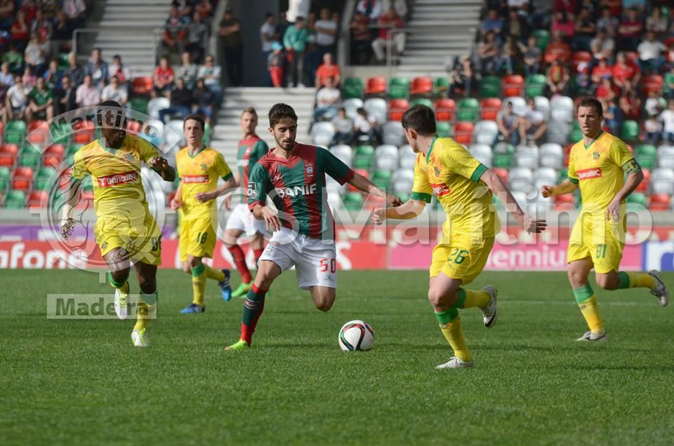Xavier pegou de estaca na equipa insular Fonte: Facebook do Marítimo