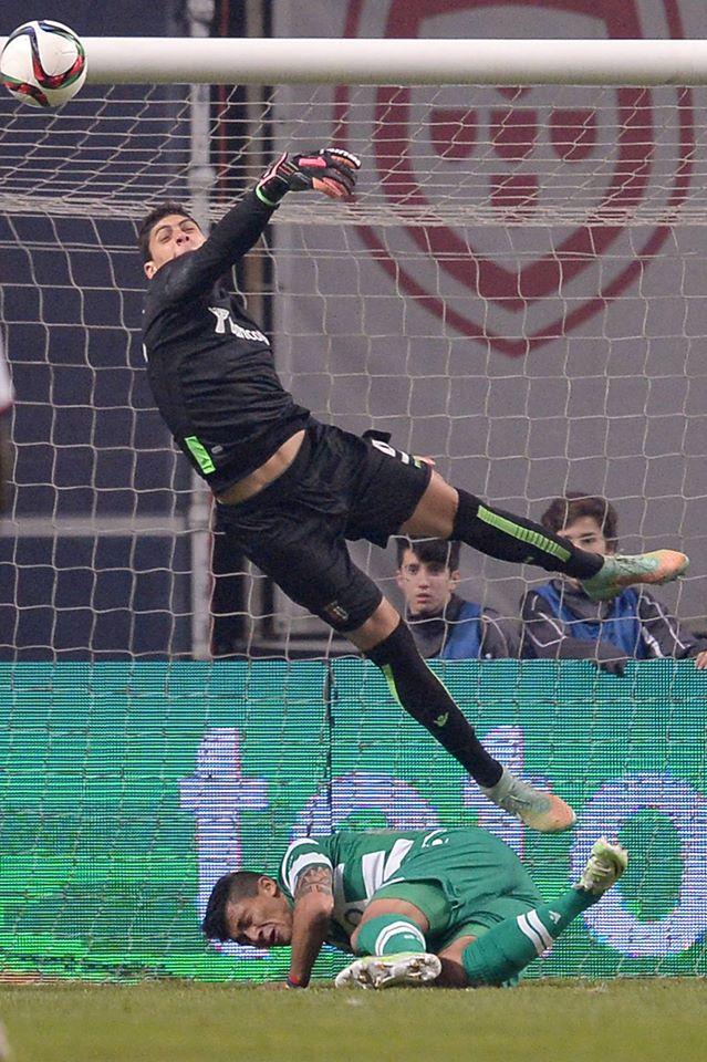 Matheus impôs-se rapidamente em Braga Fonte: Facebook do Sporting Clube de Braga