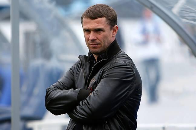 Sergey Rebrov, o homem que está a fazer renascer o Dynamo Fonte: Facebook do Dynamo Kiev