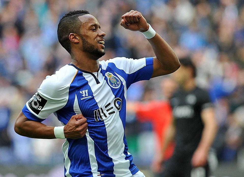 Hernâni foi o melhor jogador em campo Fonte: FC Porto