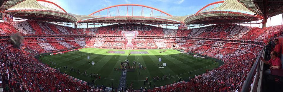 Benfica 4 0 penafiel a4 para o bicampeonato for Piso 0 estadio da luz