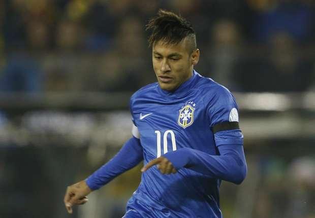 A desinspiração de Neymar reflectiu-se no jogo do Brasil Fonte: ca2015.com