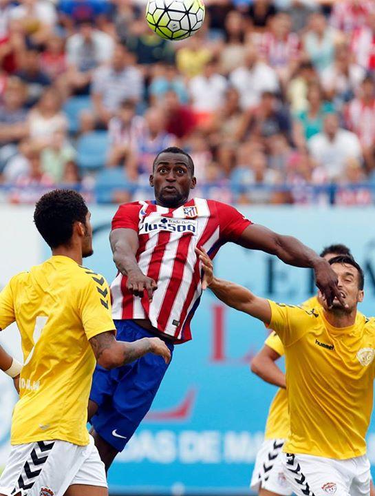 Jackson Martínez agitou o mercado e promete golos com a camisola do Atleti Fonte: Facebook de Jackson Martínez