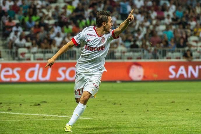Bernardo Silva a prometer mais uma grande época em França Fonte: Facebook oficial AS Monaco