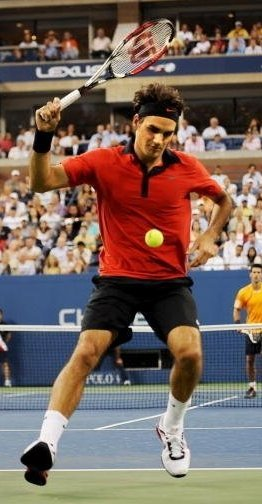 Roger Federer costuma-se dar bem neste torneio Fonte: Facebook de Roger Federer