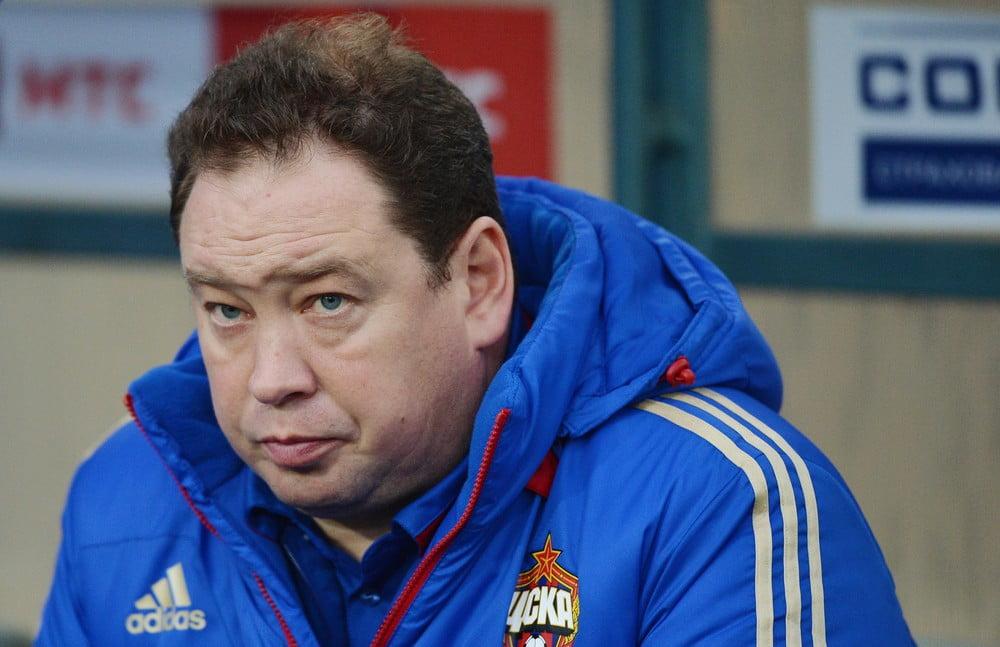 Leonid Slutsky – O timoneiro do emblema moscovita  Fonte: sportxl.org