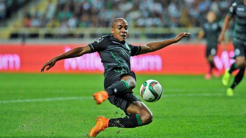 João Mário assinou o primeiro golo da Liga Portugesa 2015/16  Fonte:  Ivan Del Val/Global Imagens