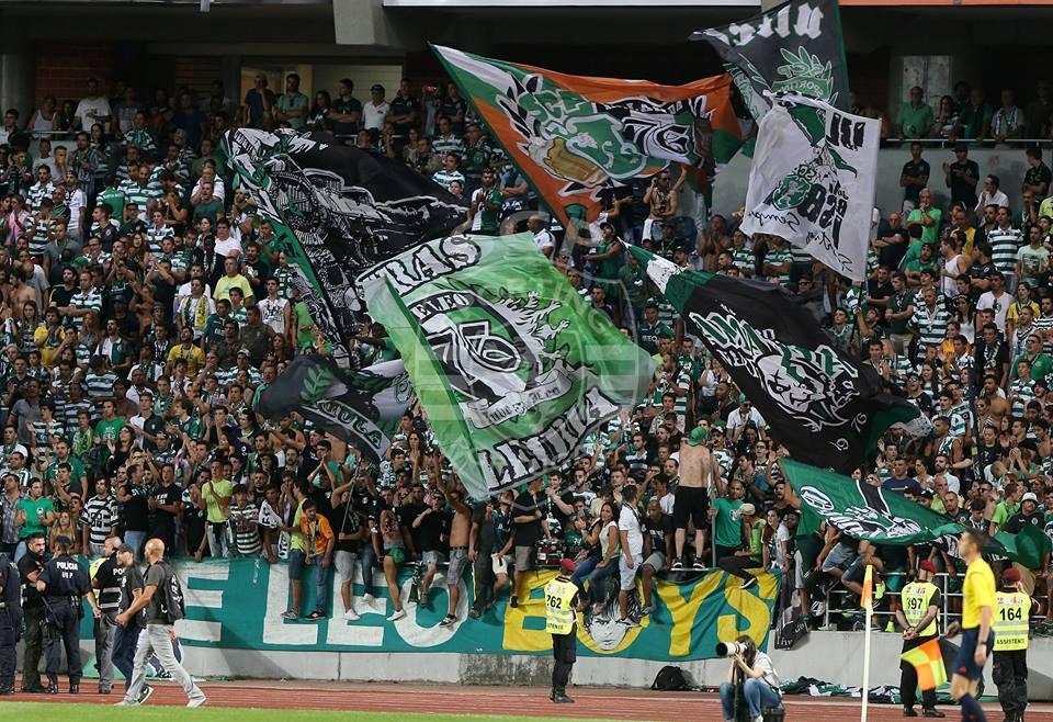 Estes comentadores não representam o Sporting Fonte: Facebook do Sporting/César Santos