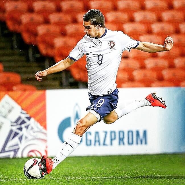 André Silva é visto como o futuro '9' da seleção