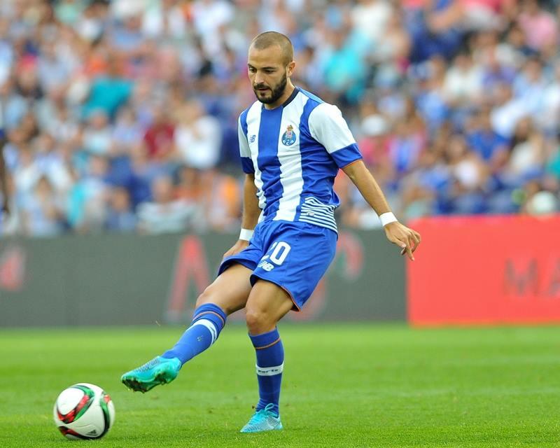 André André voltou a brilhar pelo FC Porto Fonte: FC Porto