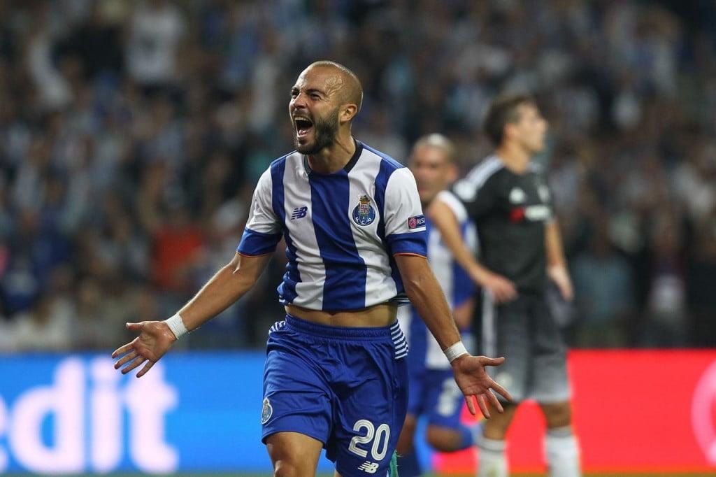 O que seria do FC Porto com Herrera e sem André André? Fonte: Facebook FC Porto