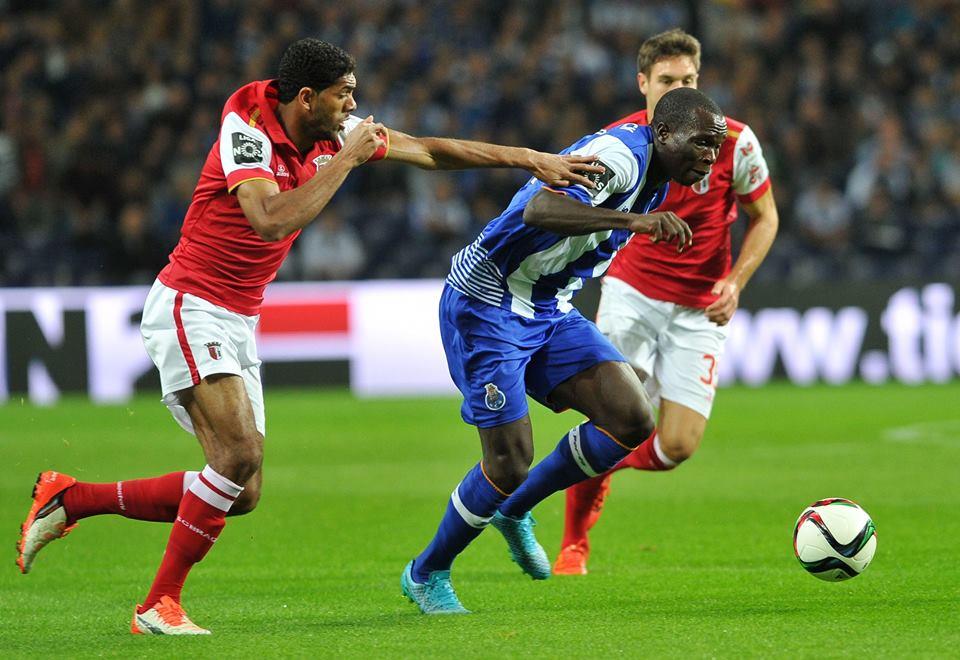 Foi dificil quebrar a barreira arsenalista Fonte: Facebook do FC Porto