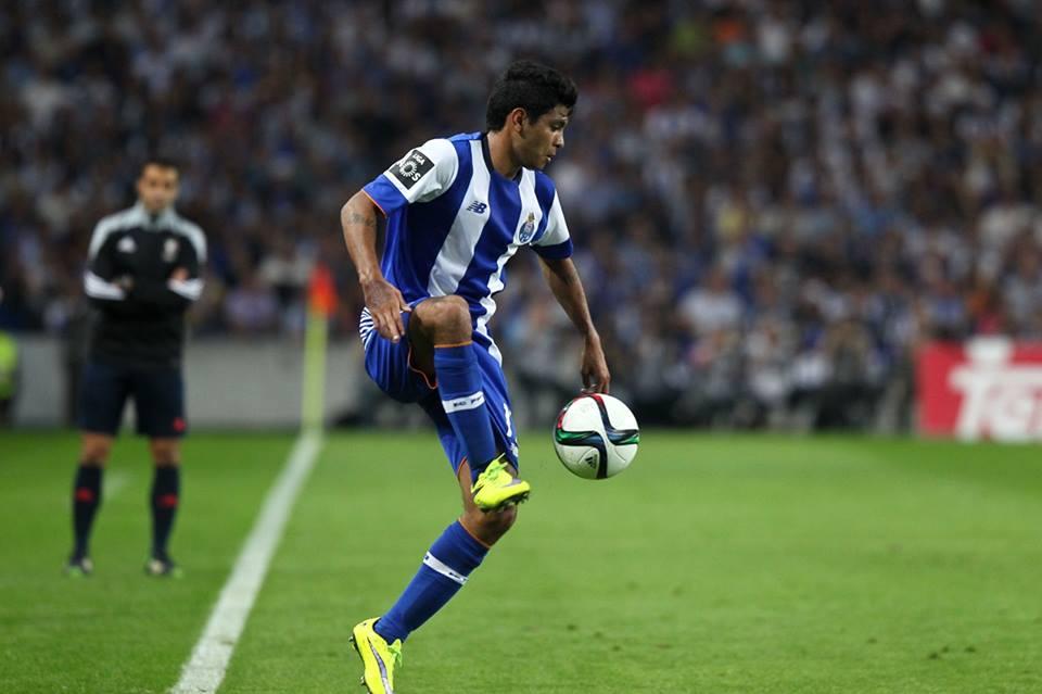 Corona foi muito inconsequente frente ao Maccabi Fonte: FC Porto