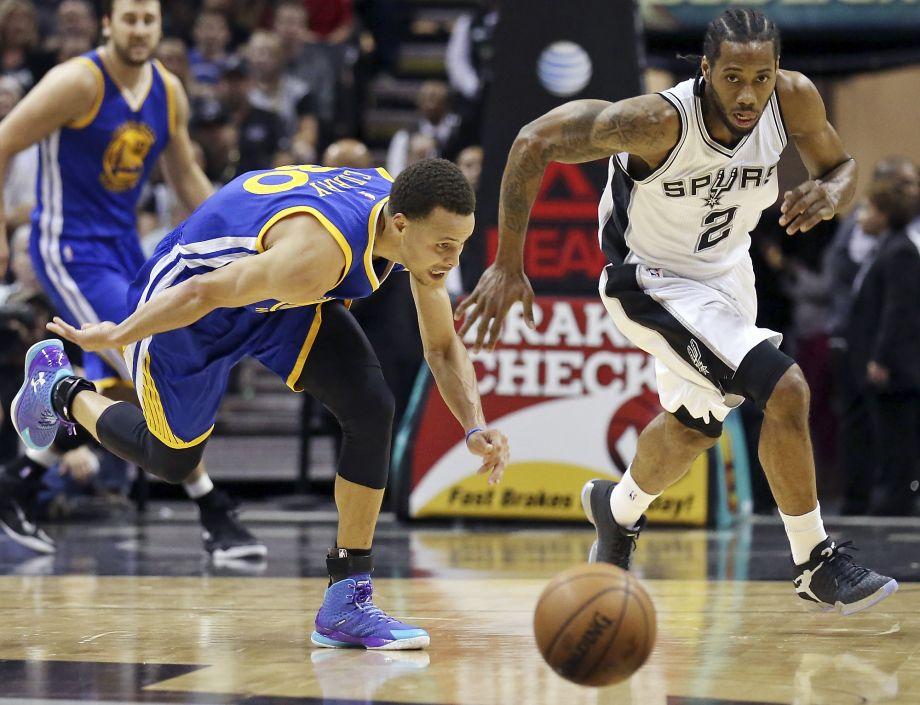 Steph Curry está novamente em busca da glória Fonte: @NBA