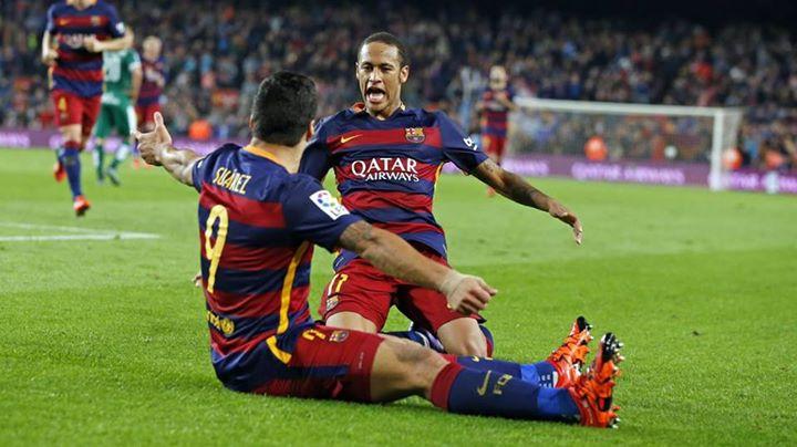 Os dois sul-americanos somam 20 dos últimos 23 golos da equipa