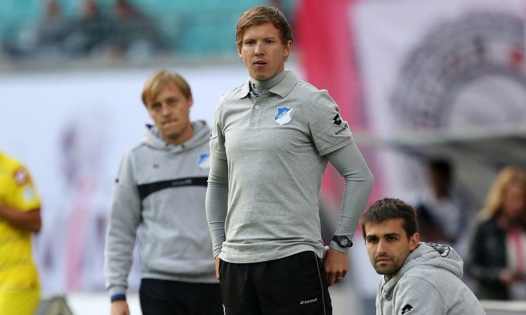 Julian Nagelsmann vai ser o mais novo treinador de sempre da Liga Alemã Fonte: The Guardian