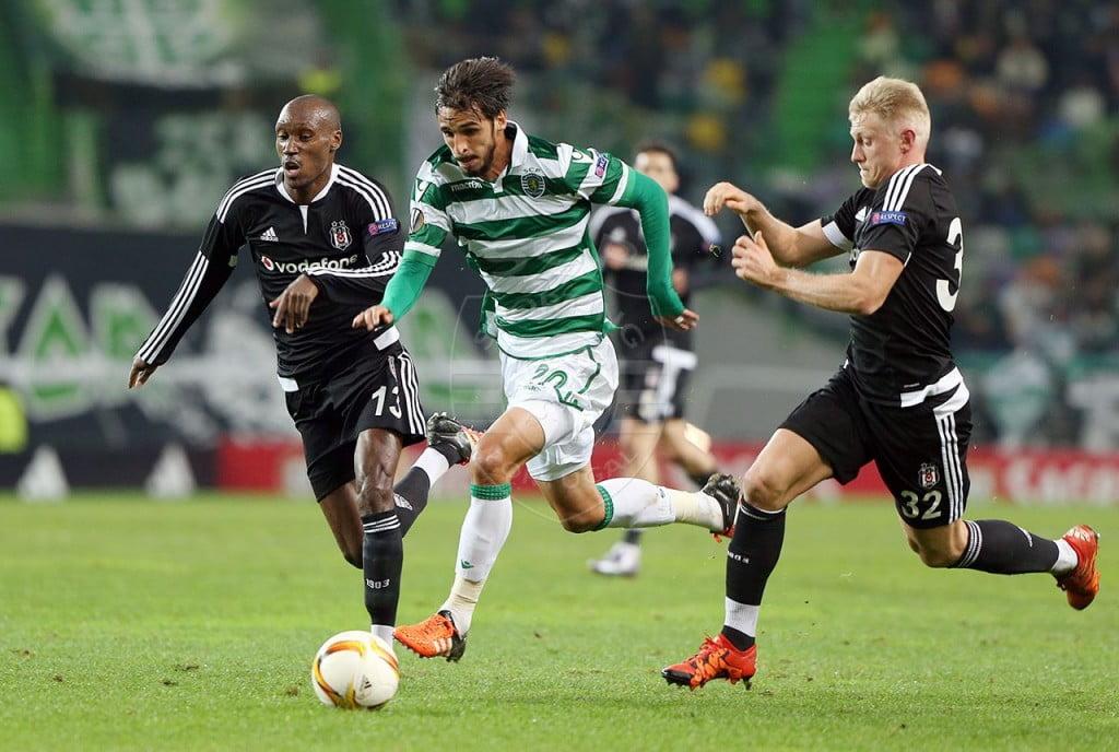 Bryan Ruiz ainda pode vir a ser uma peça importante na máquina leonina Fonte: Sporting CP