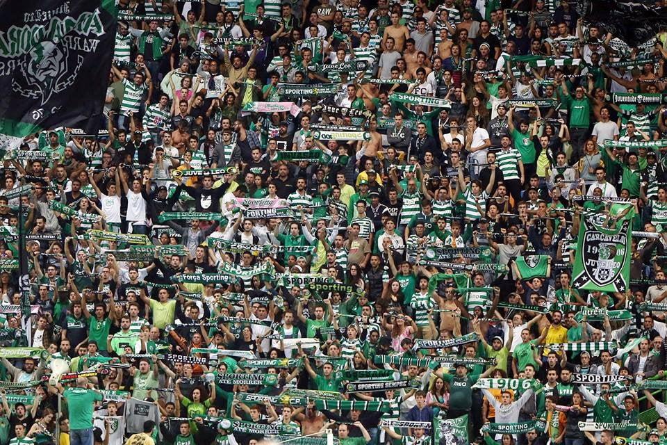 Os adeptos do Sporting CP sempre te trataram bem, Bruma Fonte: Sporting CP