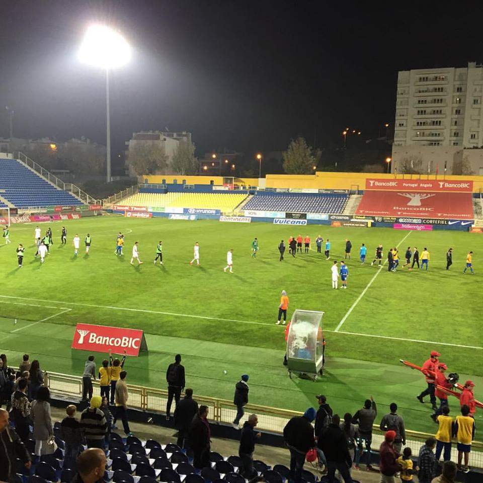 Estoril e Nacional repartiram pontos Fonte: Clube Desportivo Nacional