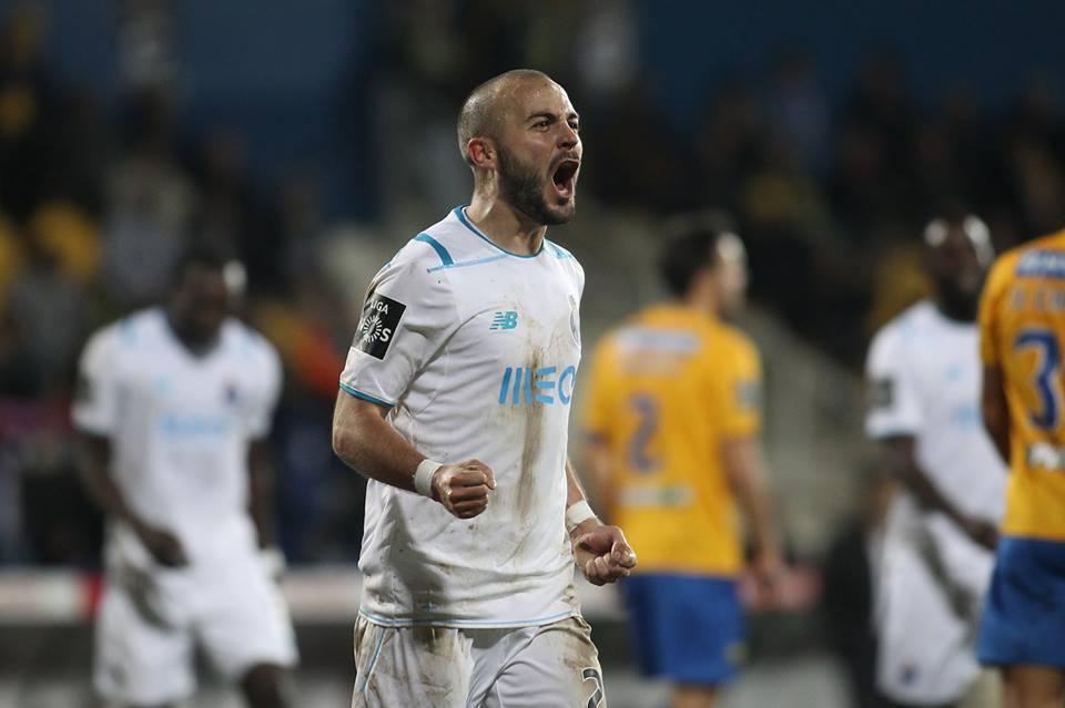 André André selou a vitória Fonte: FC Porto