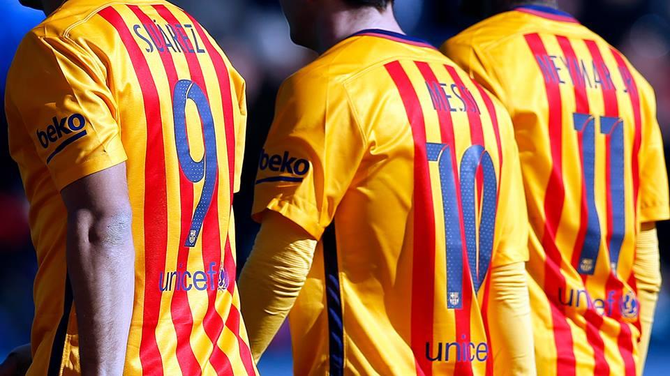 Fonte: FC Barcelona