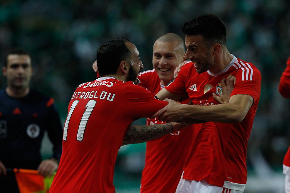 Um único golo de Mitroglou resolveu o derby de Alvalade Fonte: #SLBenfica